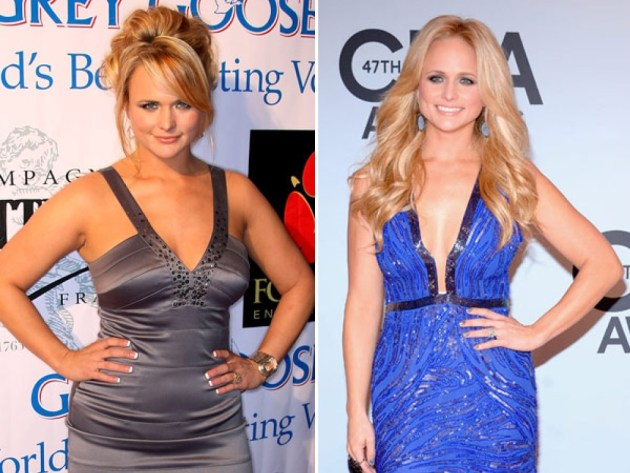 Miranda Lambert Weight Loss Photos