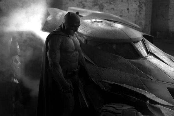 Ben Affleck Batman Photo