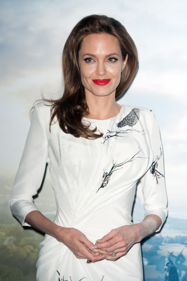 Angelina Jolie Red Carpet Image