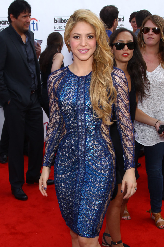 Shakira at Billboard Music Awards