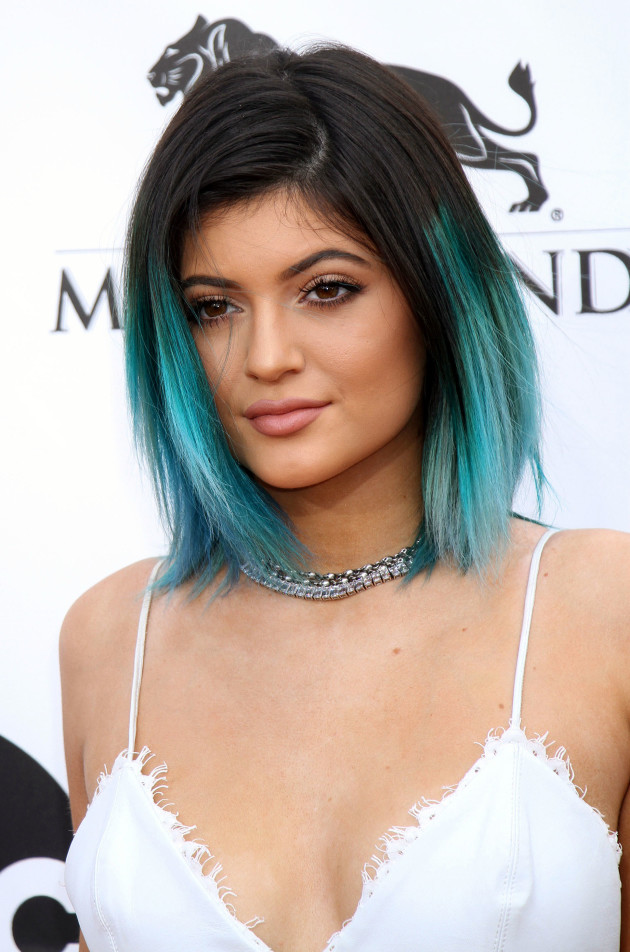 KYLIE JENNER and Tyga Travel to Europe Together, Are Totally.