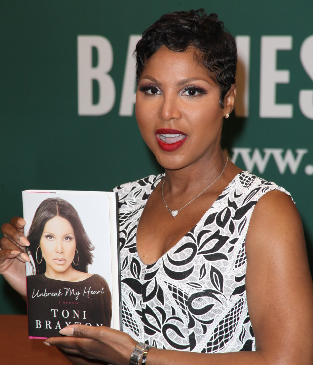 Toni Braxton: God Gave Me Autistic Son As Punishment For