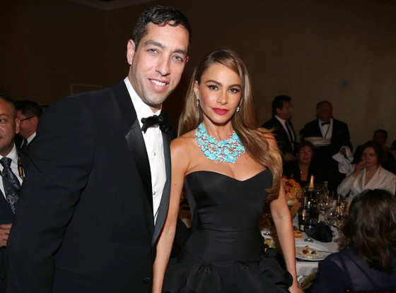 Sofia Vergara, Nick Loeb Picture