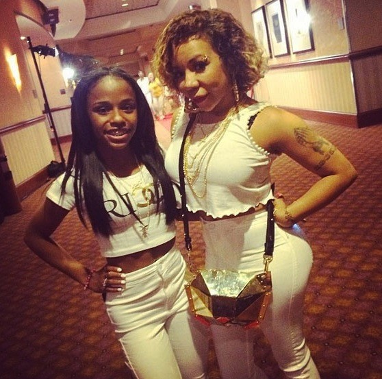 Tameka Cottle, Floyd Mayweather's Daughter
