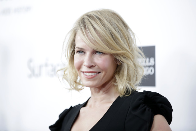 Chelsea Handler Red Carpet Image