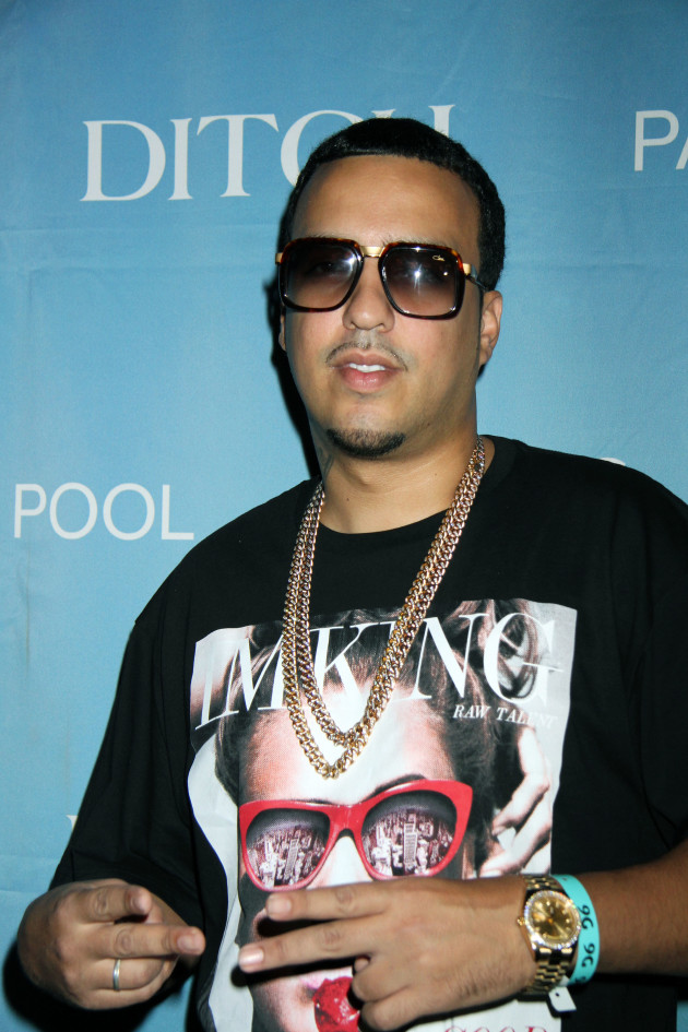 French Montana Photograph