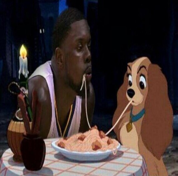Lance Stephenson is The Tramp