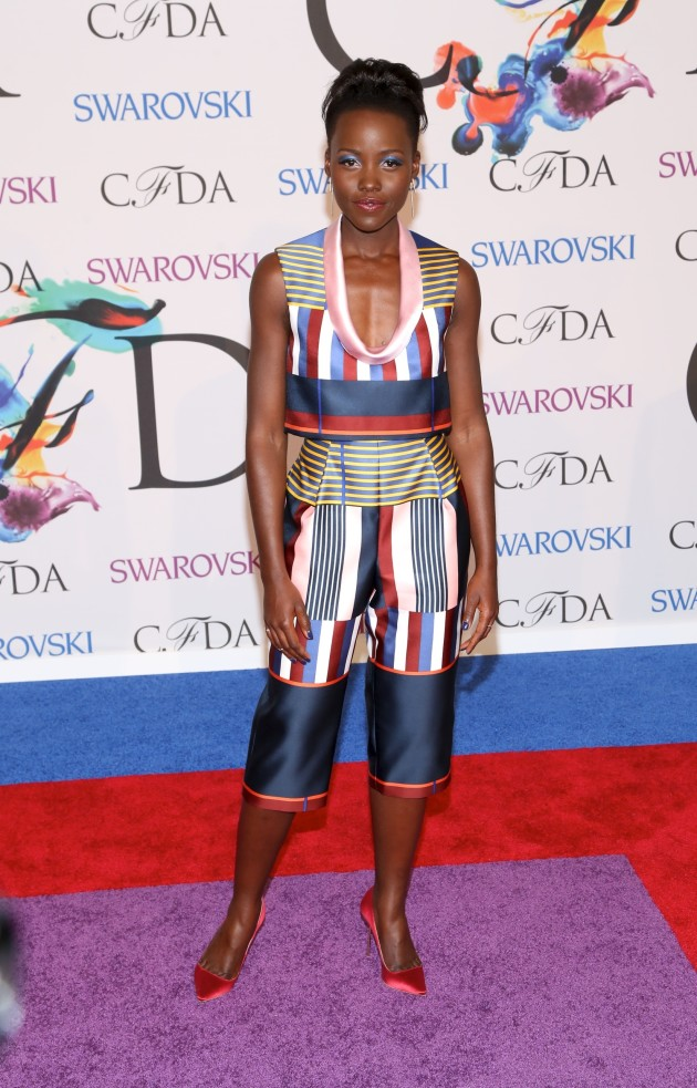 Lupita Nyong'o at Fashion Awards