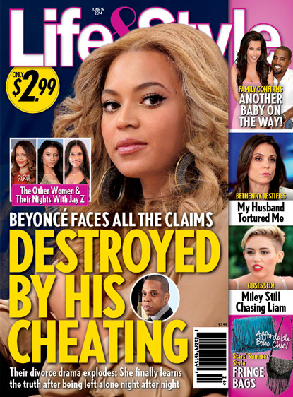 Beyonce: DESTROYED By Jay Z!
