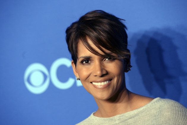 Halle Berry Smiles