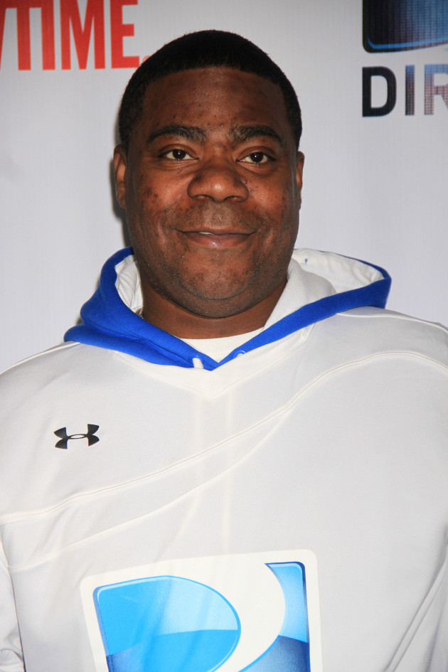 Tracy Morgan on the Red Carpet