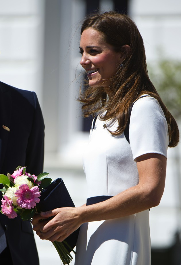 The Duchess of Cambridge Image