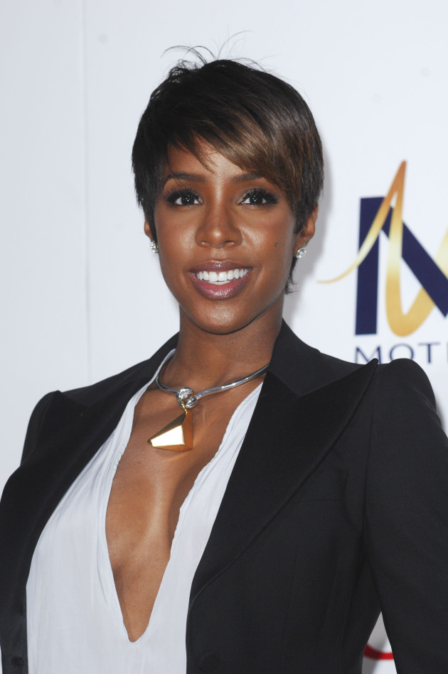 Kelly Rowland Movie Premiere Pic