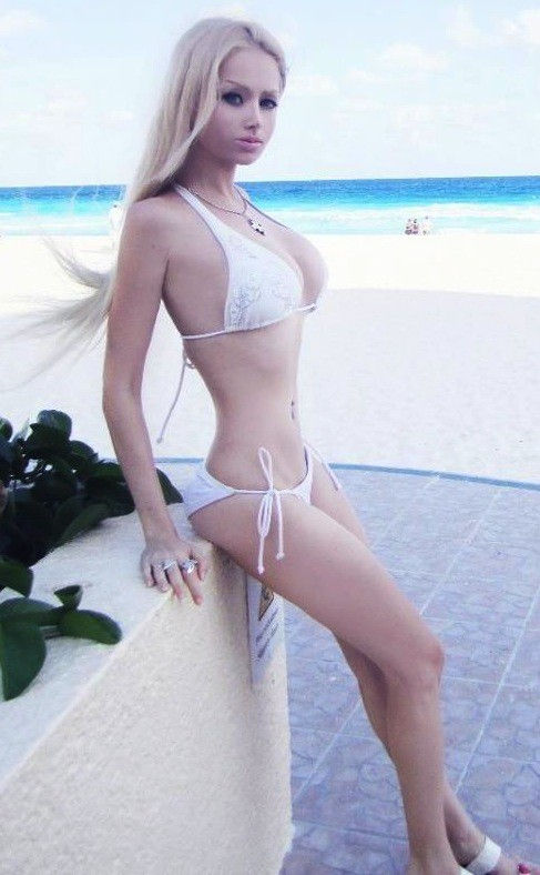Valeria Lukyanova, The Human Barbie