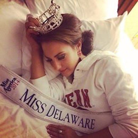 Miss Delaware Amanda Longacre Photo