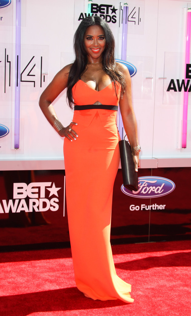 Kenya Moore BET Awards Photo
