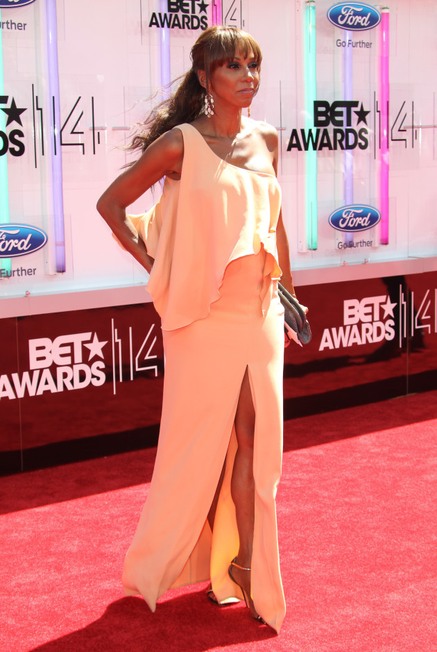 Holly Robinson Peete BET Awards Photo