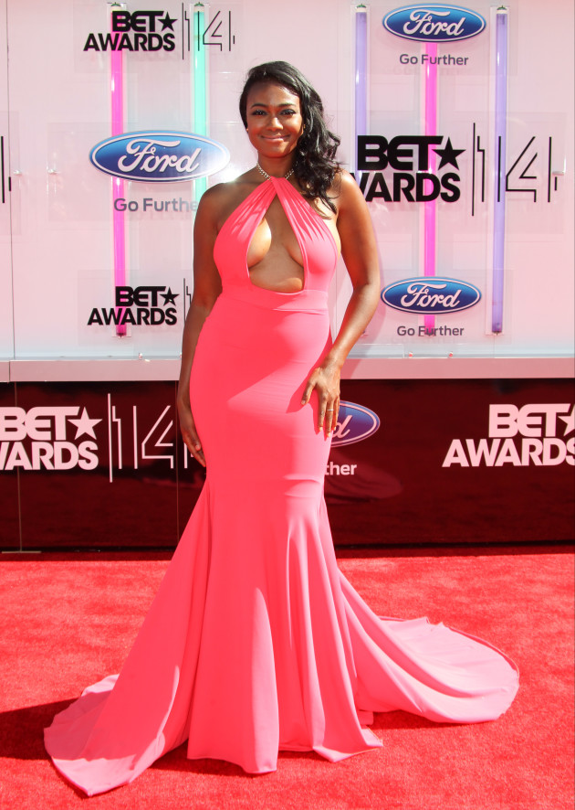 Tatyana Ali BET Awards Photo