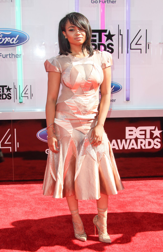 Kyla Pratt BET Awards Photo