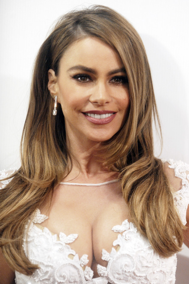 Sofia Vergara on the Red Carpet