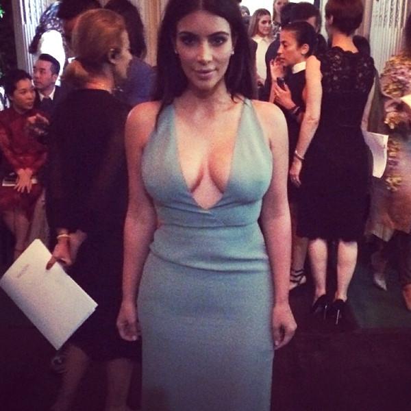 Kim Kardashian: Booblicious!