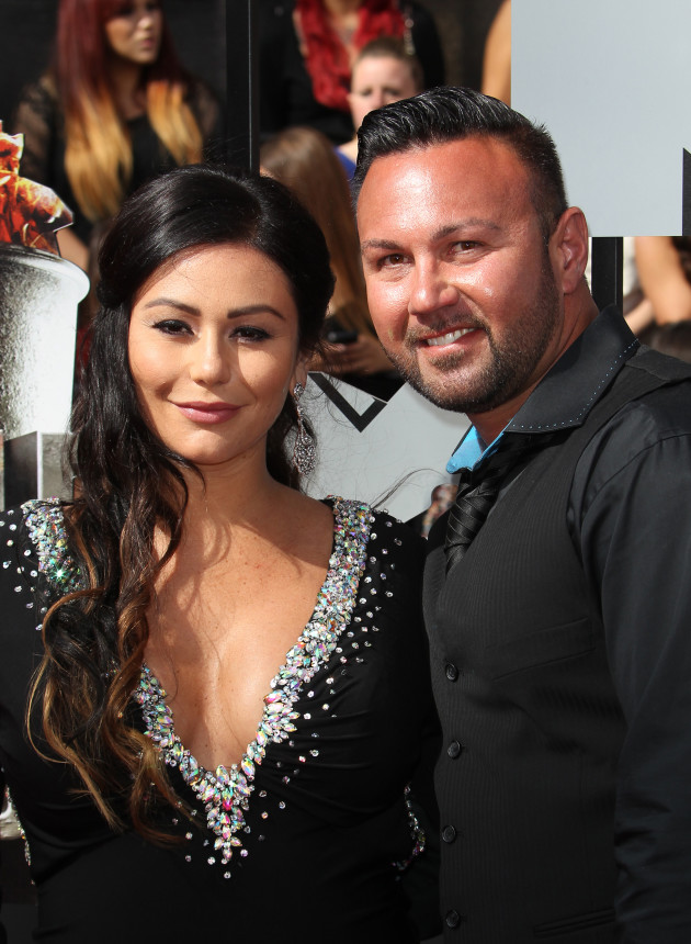 JWoww and Roger Matthews
