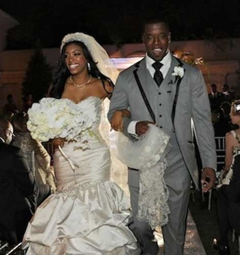 Porsha Williams Marries Kordell Stewart