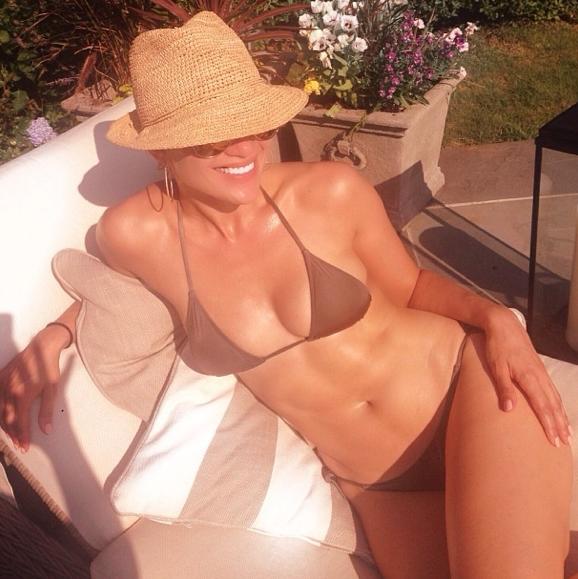 J. Lo Bikini Photo
