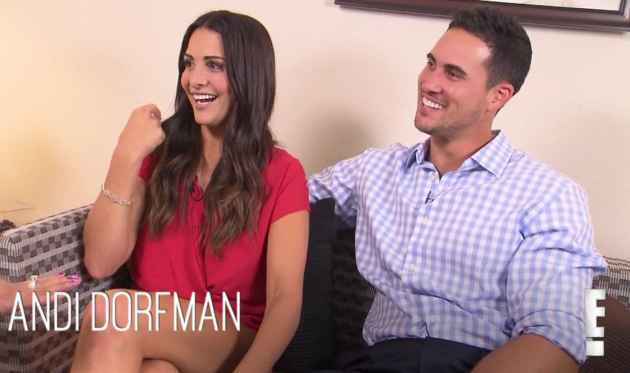 Andi Dorfman ... or Murray?