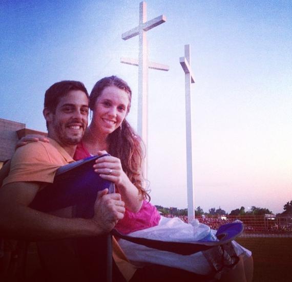 Jill Duggar and Husband Derick Dillard