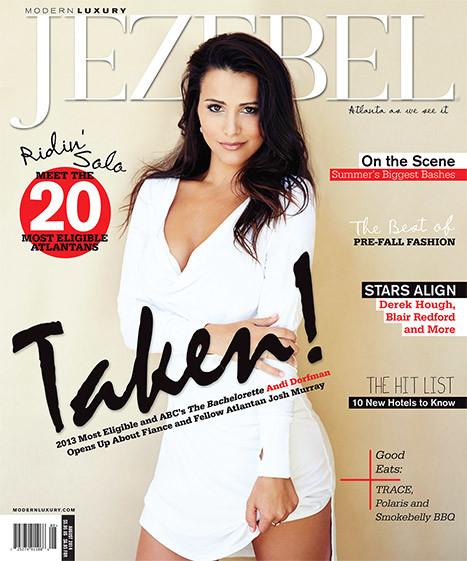Andi Dorfman Jezebel Cover
