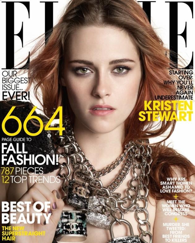 Kristen Stewart Elle Picture