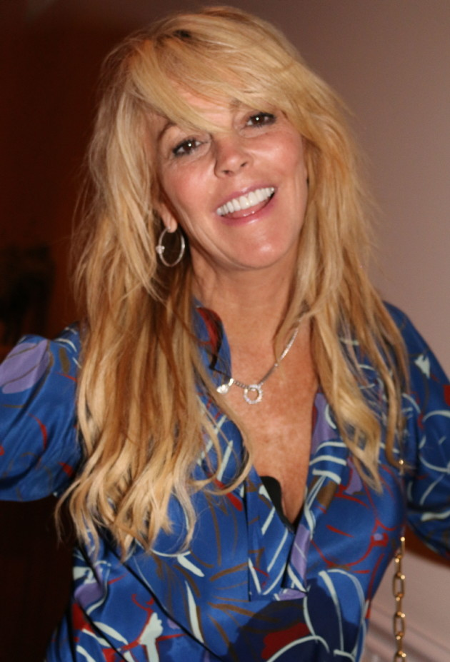 Dina Lohan Drunk Photo