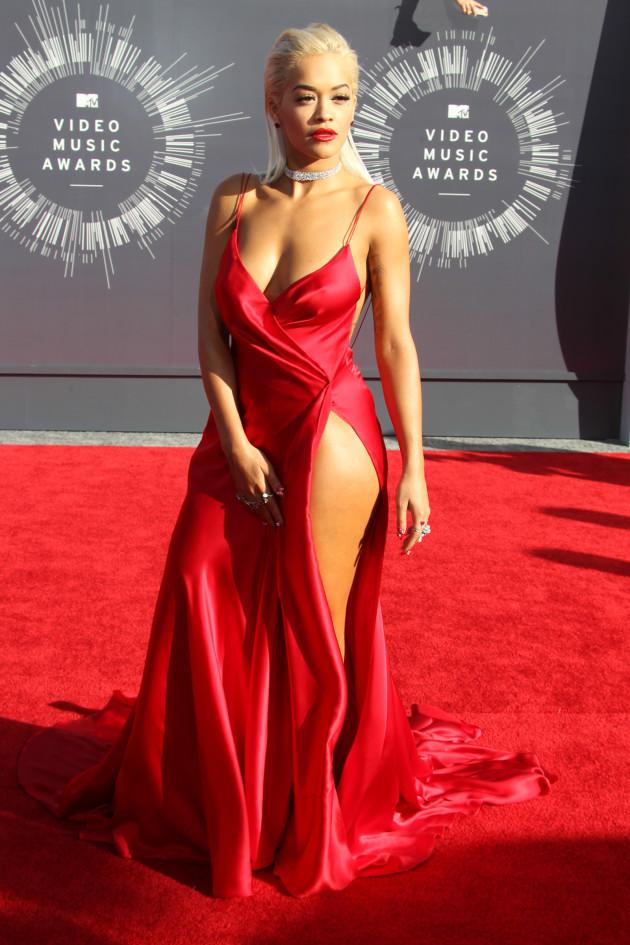 Rita Ora at the 2014 VMAs