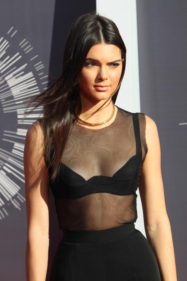 Kendall Jenner at the 2014 VMAs