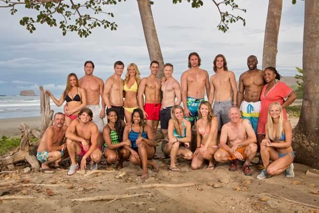 Survivor Cast Picture