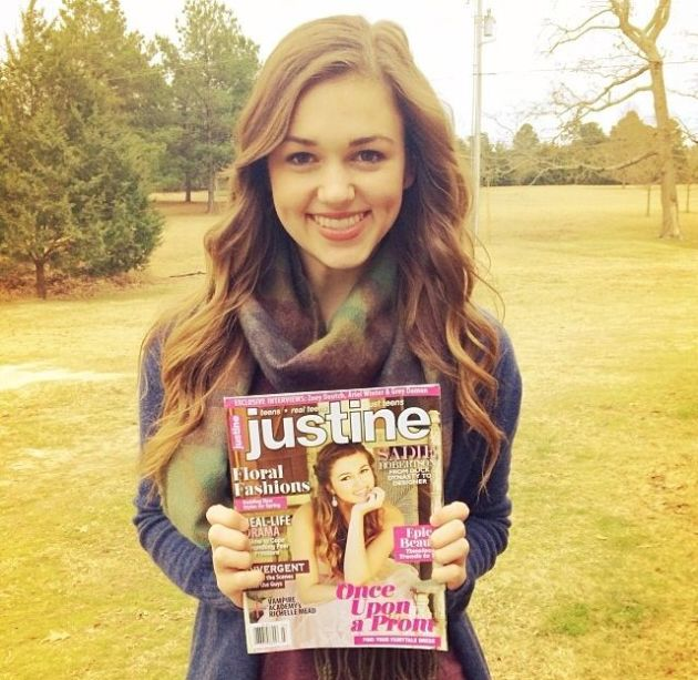 Sadie Robertson: Going Dancing With the Stars! - The Hollywood Gossip