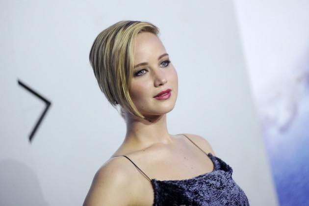 Jennifer Lawrence is Pretty