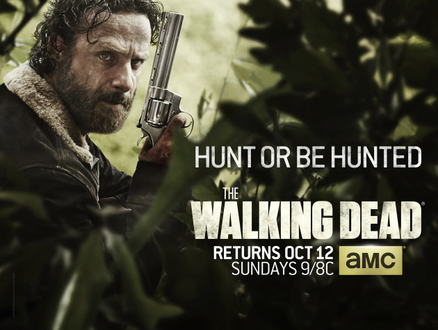 Walking Dead Season 5 Poster