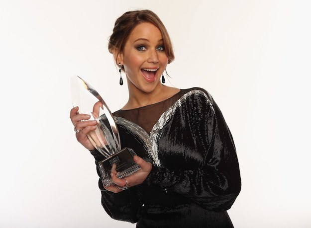 Award-Winning Actress