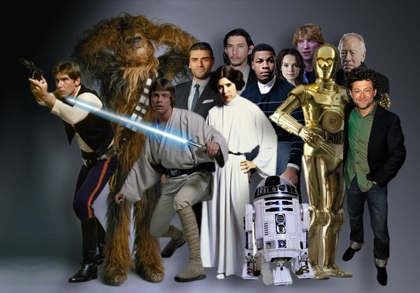 an analysis of the major characters in star wars by george lucas Lucas' most recent efforts overseeing star wars episodes 1-3 were widely lambasted, and abrams is seen as the great hope for rejuvenating the franchise anthony daniels, who has played c-3po since the very first star wars film, has now been explaining the differences between the filmmakers, insisting that abrams is much more collaborative.