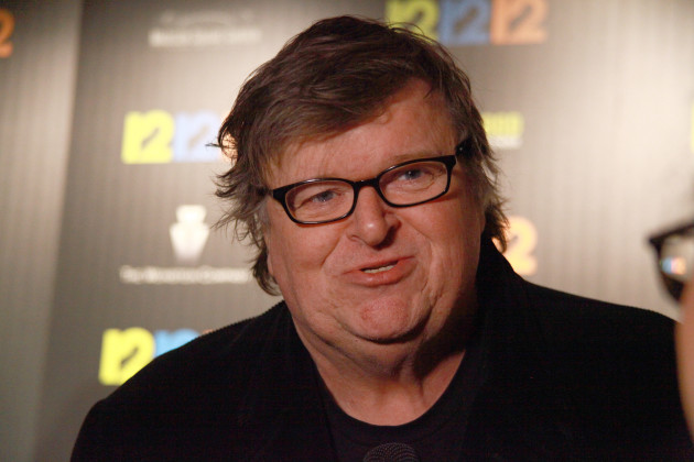Michael Moore Pic