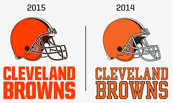 Cleveland Browns Change Helmet to Different Shade of ...