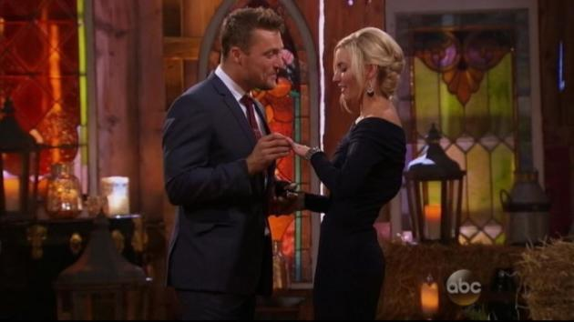 Chris soules and whitney bischoff talk about their bachelor