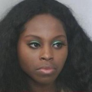 Foxy Brown Mug Shot