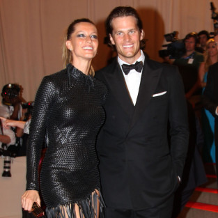 Tom Brady and Gisele Bundchen Photo