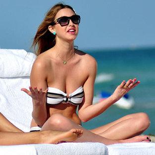 Whitney Port Bikini Picture