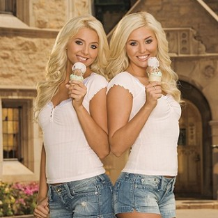 The Shannon Twins, Playboy Pic
