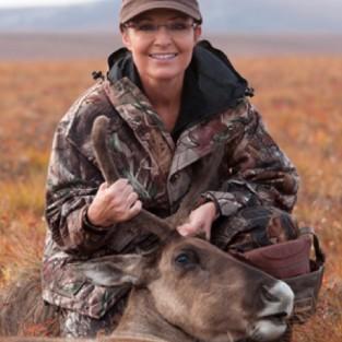 Killer Sarah Palin Photo