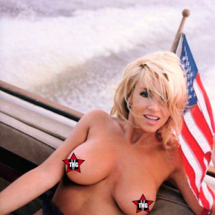 Camille Grammer Nude